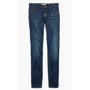 "8"" Skinny Jeans in Ames Wash - Size 26"